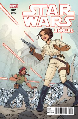 Star Wars Annual #2 (variant cover)