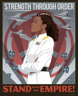 Aftermath: Empire's End poster (Grand Admiral Rae Sloane)