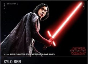 Kylo Ren (Battlefront II, slightly better quality)
