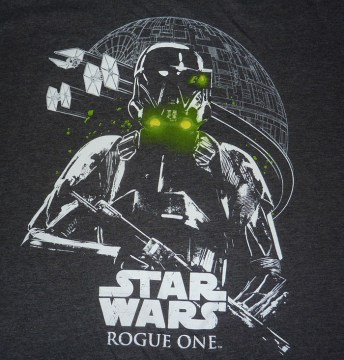 Rogue One Death Trooper tee