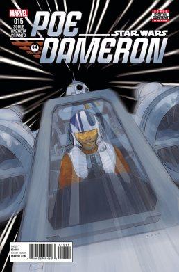 Poe Dameron #15