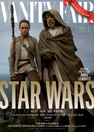 Vanity Fair's The Last Jedi cover (1/4)