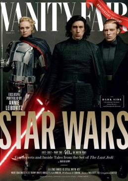Vanity Fair's The Last Jedi cover (2/4)