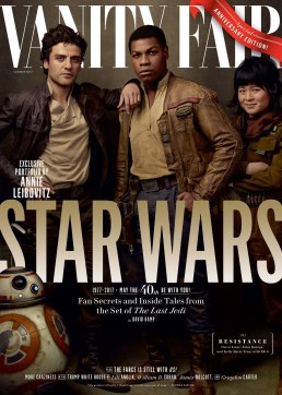 Vanity Fair's The Last Jedi cover (3/4)