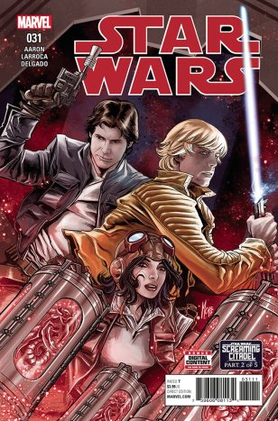 Star Wars #31 (The Screaming Citadel #2)