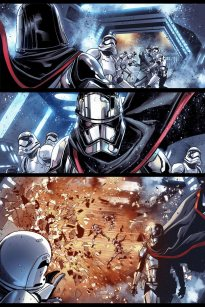 Captain Phasma #1 preview (2/4)
