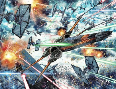 Captain Phasma #1 preview (4/4)