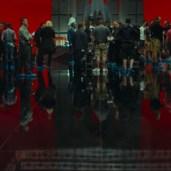 Snoke's Red Room? (TLJ BTS)