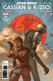 Cassian and K-2SO Special #1