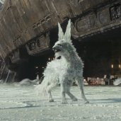 TLJ Trailer #2: Crystal fox