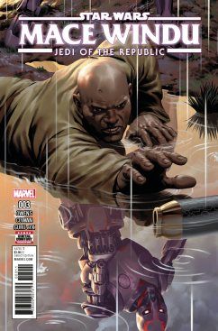 Mace Windu: Jedi of the Republic #3