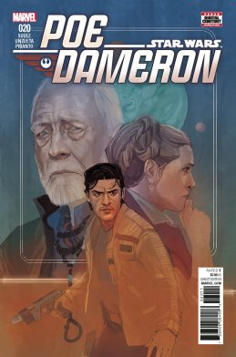 Poe Dameron #20