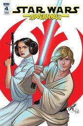 Star Wars Adventures #4