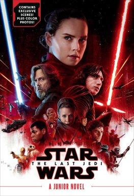 The Last Jedi Junior Novel