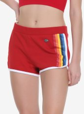 Hot Topic/Her Universe Solo red dolphin shorts