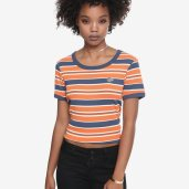 Hot Topic/Her Universe Solo striped ringer tee