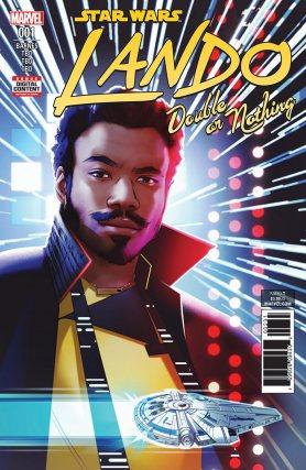 Lando: Double or Nothing #1
