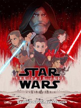 The Last Jedi adaptation (IDW)