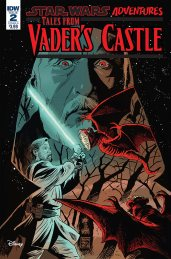 Tales from Darth Vader's Castle #2 (A)