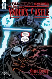 Tales from Darth Vader's Castle #2 (B)
