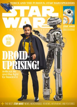 Star Wars Insider #184