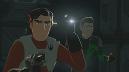 "Star Wars Resistance | S1E06 | ""Signal from Sector Six"""