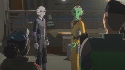 "Star Wars Resistance | S1E09 | ""The Platform Classic"""