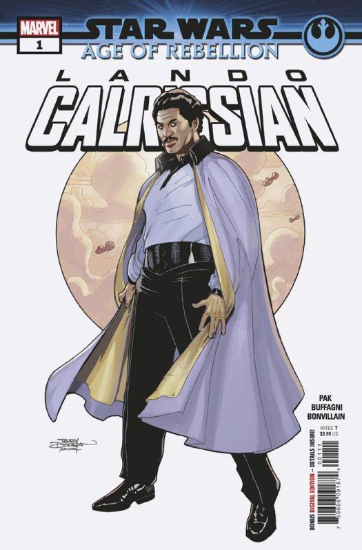 Age of Rebellion: Lando Calrissian