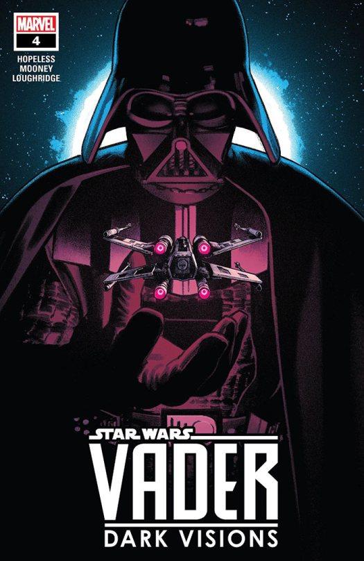Darth Vader: Dark Visions #4