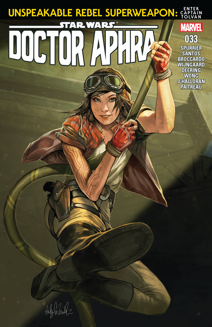 Doctor Aphra #33