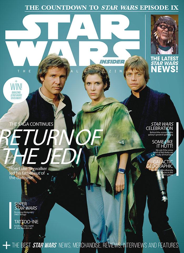 Star Wars Insider #191