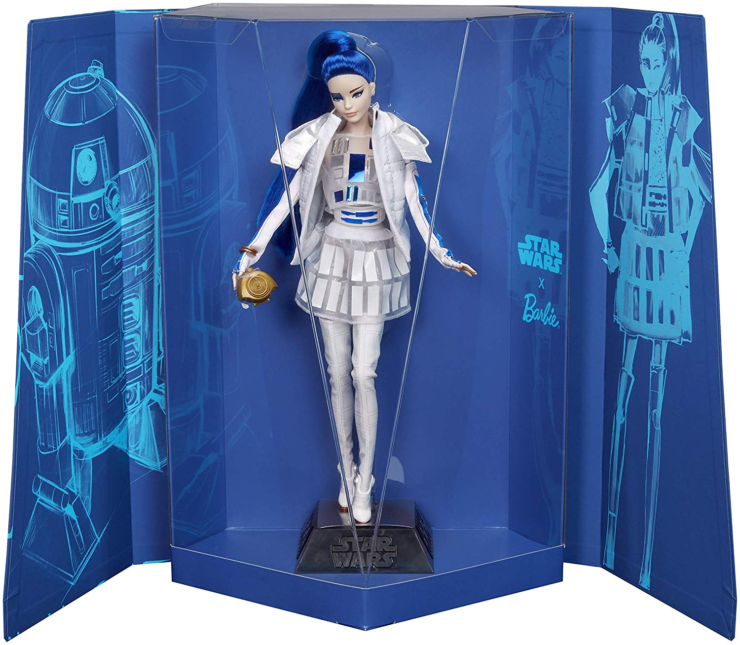 Artoo Barbie in box