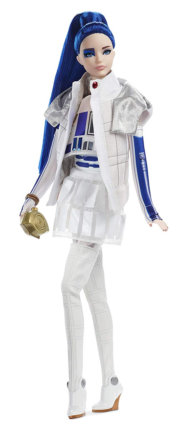 Artoo Barbie