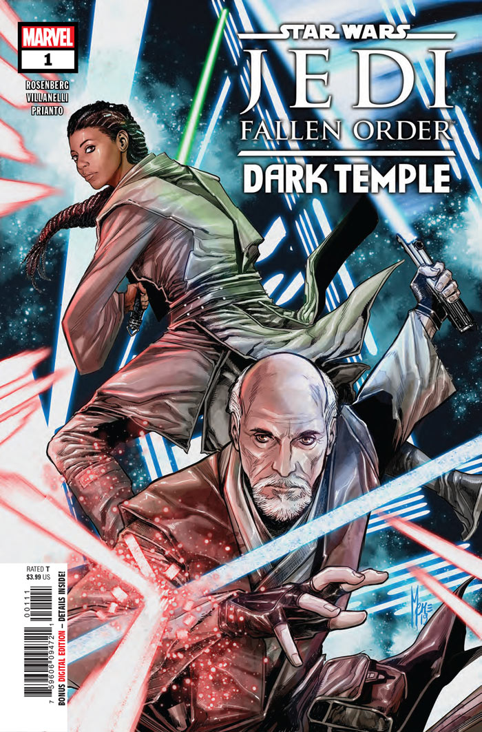Jedi: Fallen Order: Dark Temple #1 (of 5)