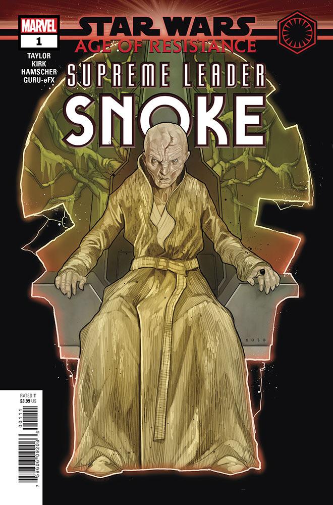 Age of Resistance: Supreme Leader Snoke