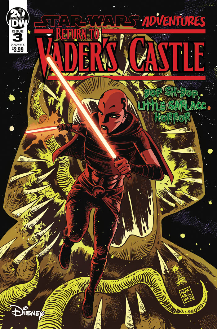 Return to Vader's Castle #2