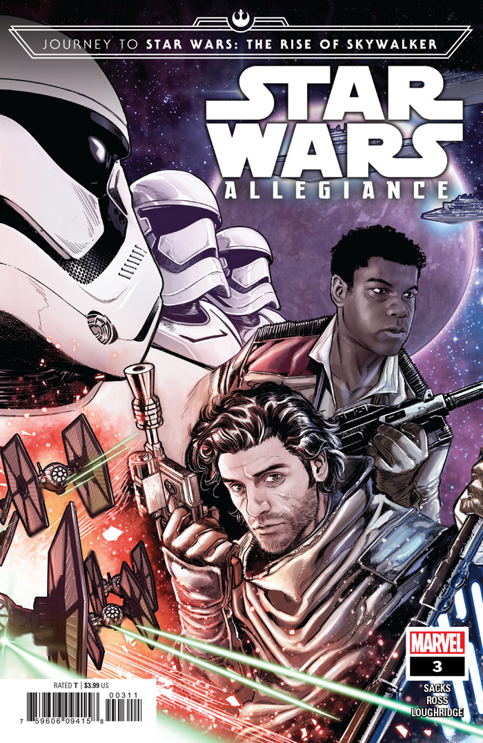 Journey to the Rise of Skywalker: Allegiance #3