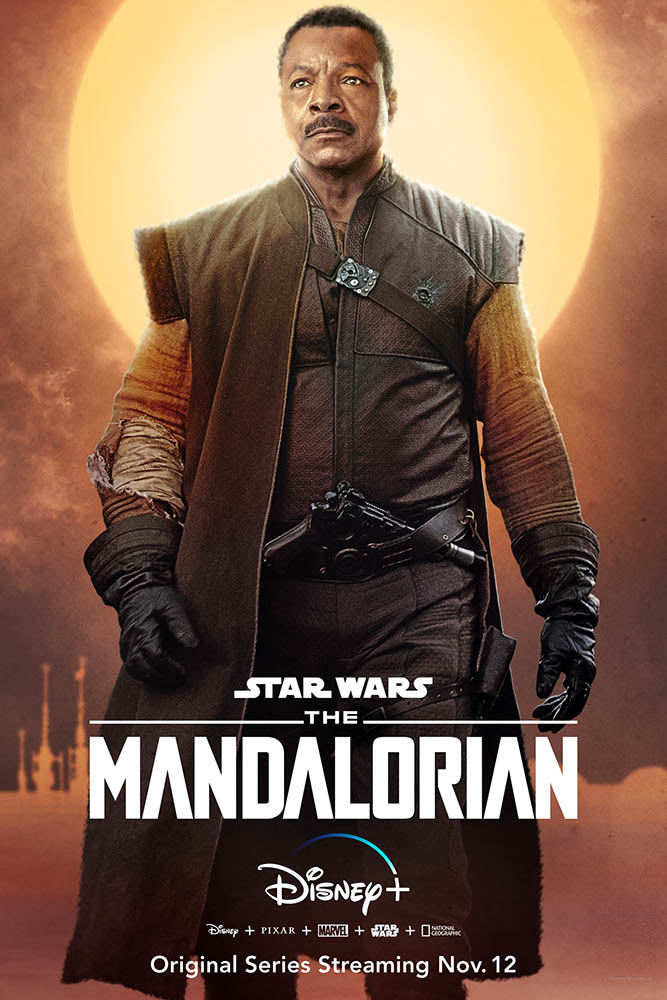 The Mandalorian - Greef