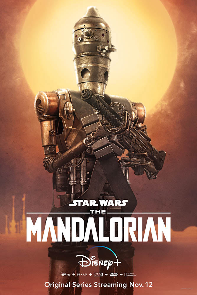 The Mandalorian - IG-11