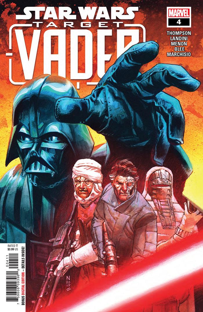 Target: Vader #4 (of 6)