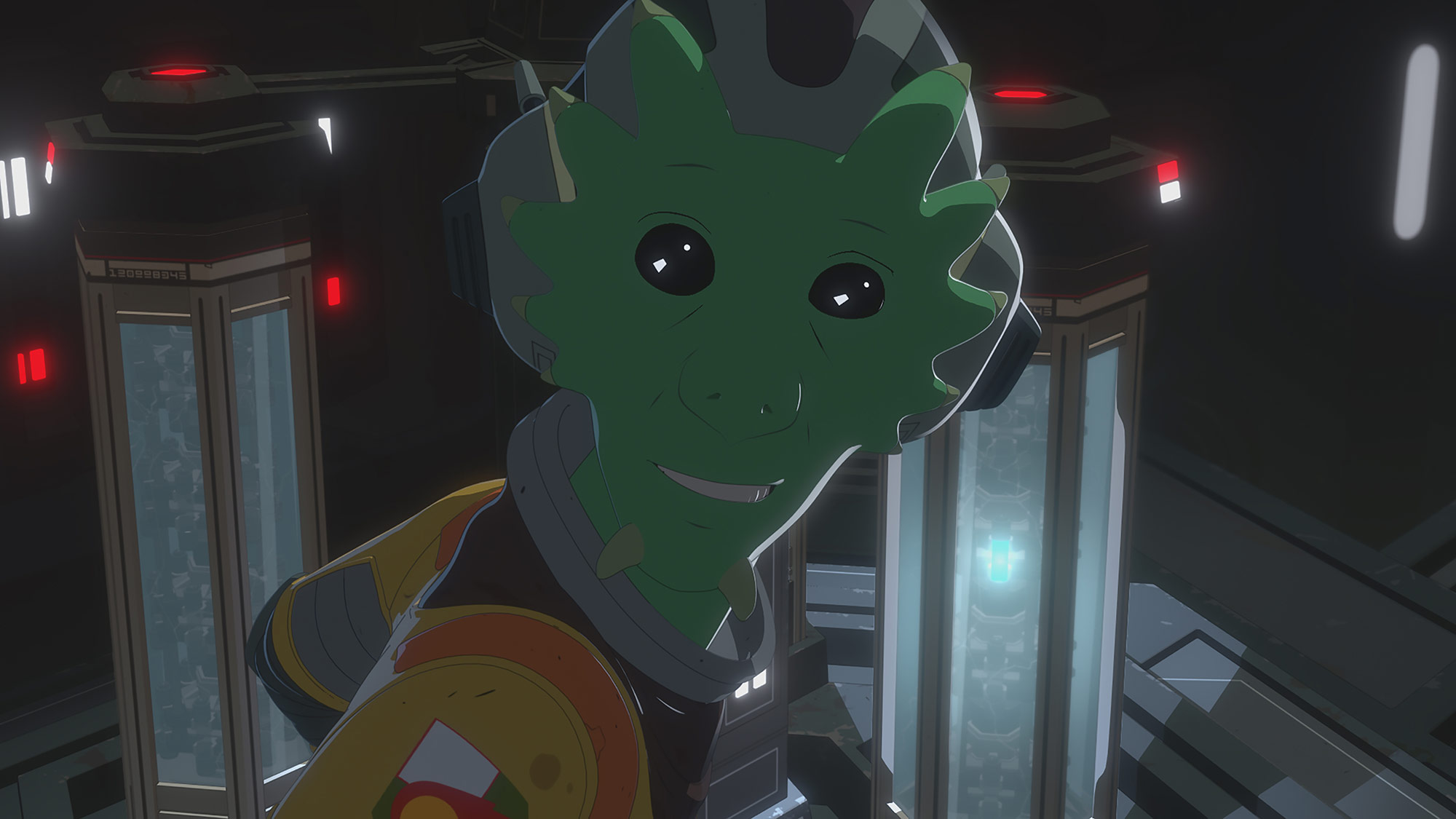 Star Wars Resistance | S2E02 | 'A Quick Salvage Run'