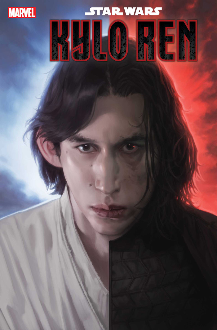 The Rise of Kylo Ren #2 (Jodie Muir variant)