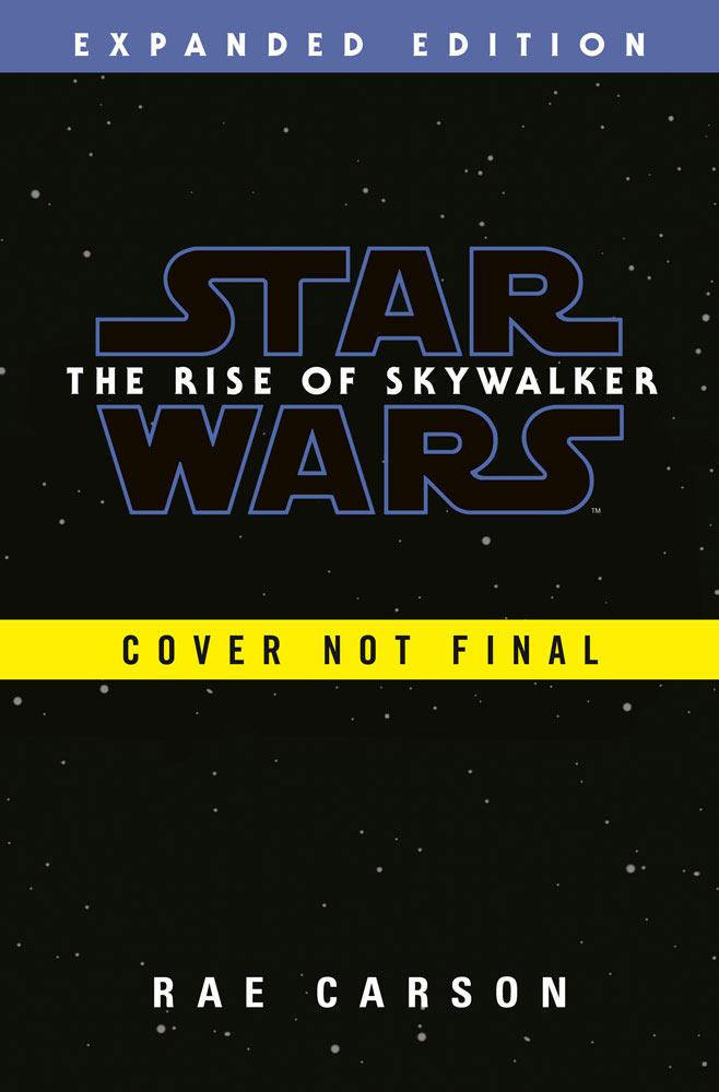 The Rise of Skywalker novelization (prelim)