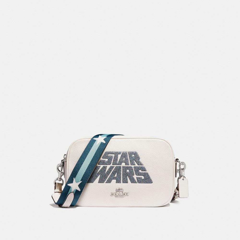 Star Wars X Coach - Jes Crossbody With Glitter Motif