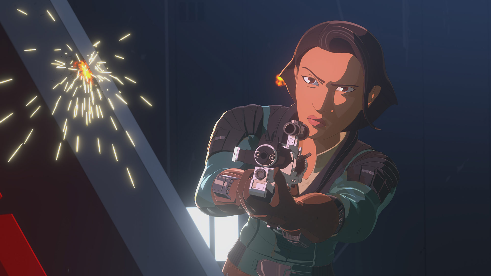 Star Wars Resistance | S2E08 | 'Rendezvous Point'