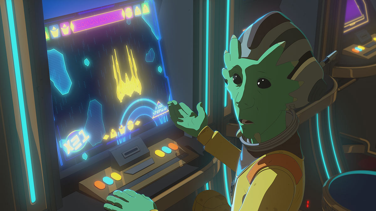 Star Wars Resistance | S2E09 | 'The Voxx Vortex 5000'