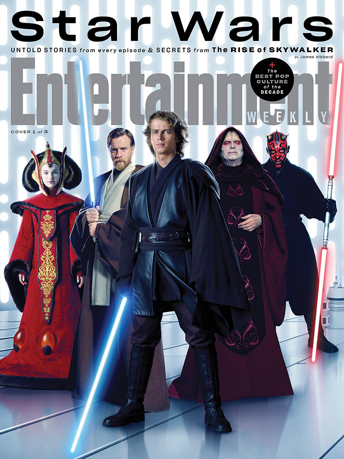 Entertainment Weekly (December 2019)