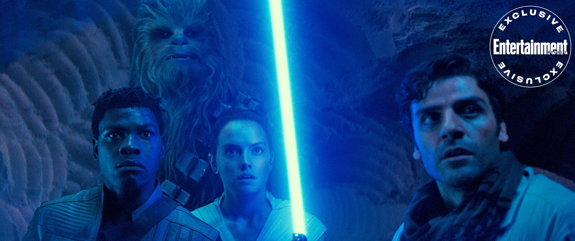 The Rise of Skywalker (EW 12/19)