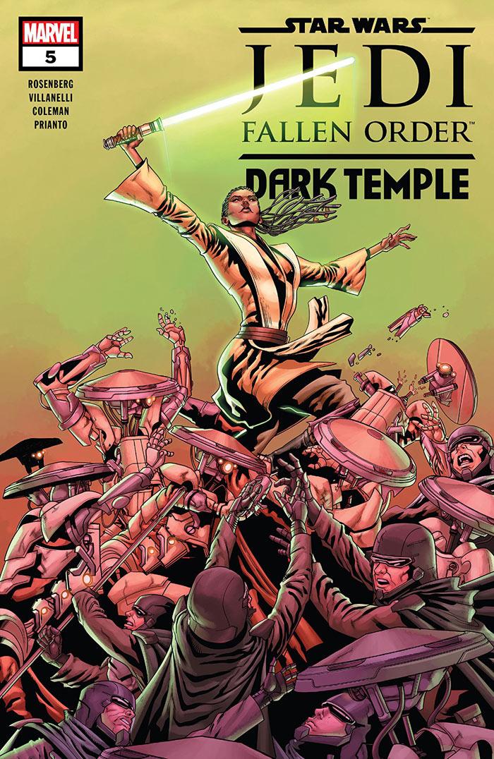 Jedi Fallen Order: Dark Temple #5