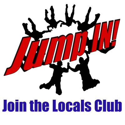 Join the Skydive Local's Club Jump IN!